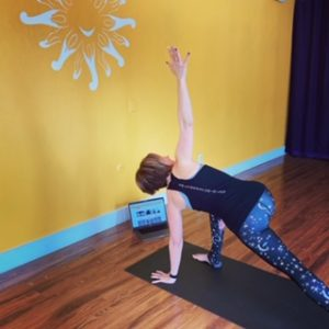Power Yoga at home Conshohocken Bridgeport PA