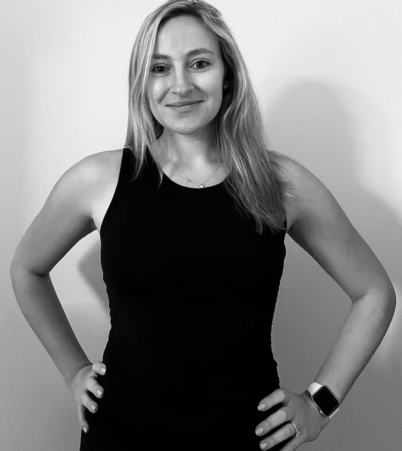Best yoga studio in Conshohocken Instructor Kate